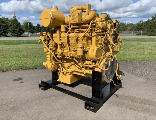 D11R Engine