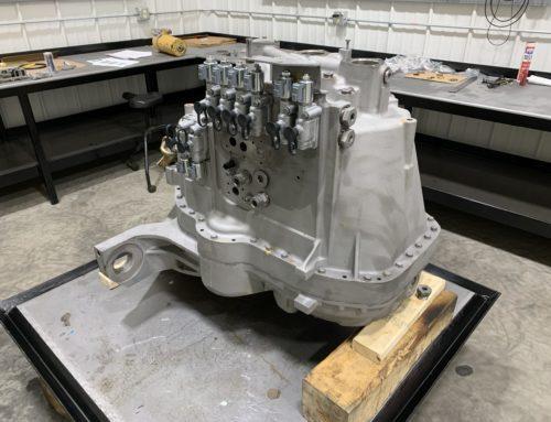 Rebuilt 16M Transmission