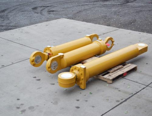 Rebuilt 992G Cylinders